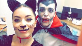 Halloween 2015 feat. Sophie Leach