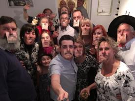 Another Denny party snap!