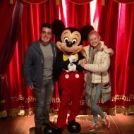 When Mickey Mouse met Lewis Denny
