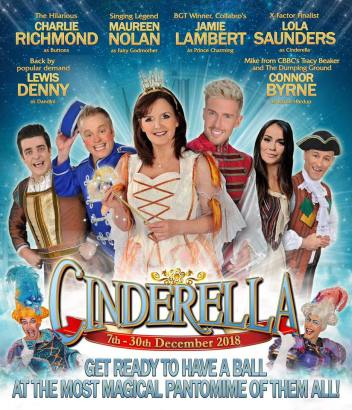 Cinderella 2018 - what a lineup!