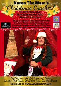 Karen The Mam's Christmas Cracker!