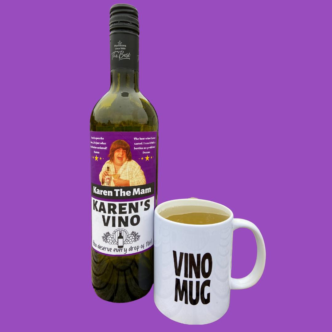 mug-and-label